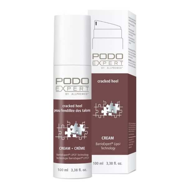 podo expert cracked heal cream