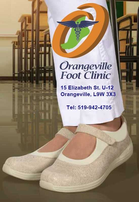 orthopedic shoe