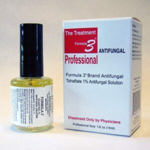 formula 3 professional anti-fungal bottle