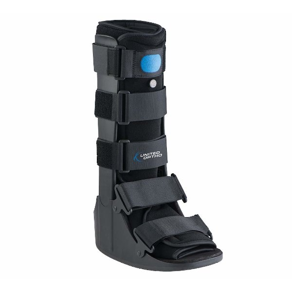 walking air cast or boot